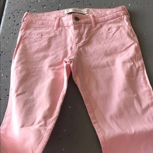 Pink jeans size 2/26
